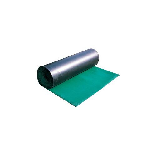 筋入りゴムマット(B山マット) タテ筋タイプ 3t×1M×10M巻 アラオ