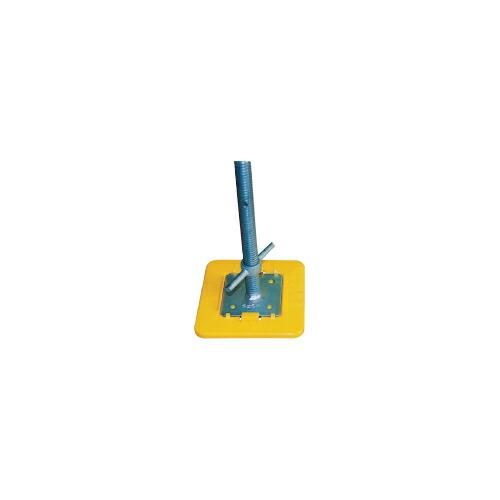 エコワイドベース 50枚 250×250(120角対応) 黄 エコマーク認定 アラオ [送料無料]