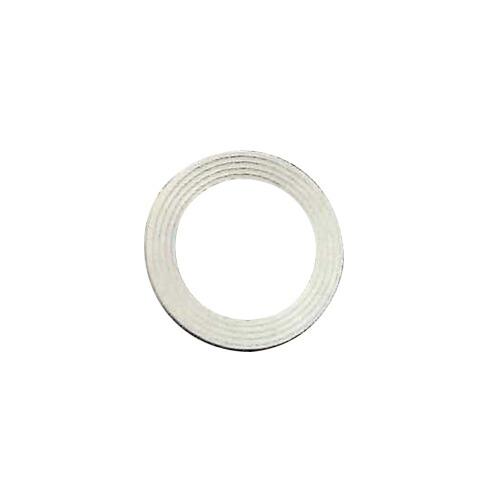 ジャッキパット(圧縮ジャッキ用) S 100枚 内径133φ ライトグレー アラオ [送料無料]
