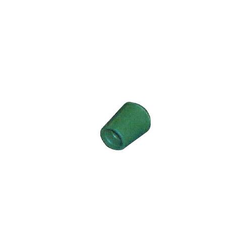 脚立足ゴム L型 200個 28.6φ 緑 ゴム アラオ [送料無料]
