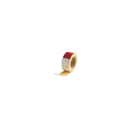 テープロッド 10巻 50w×25m巻 赤白30cmピッチ アラオ [送料無料]