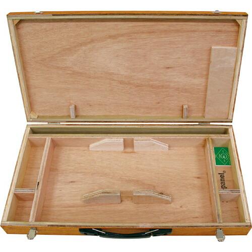 施工管理用コーンペネトロメーター 木製箱 LS-422-BOX [送料無料]