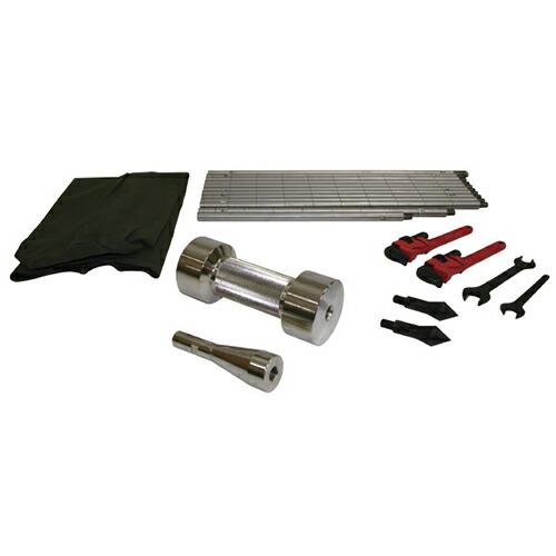 斜面調査用簡易貫入試験機(簡易動的貫入試験機) LS-429 [送料無料]