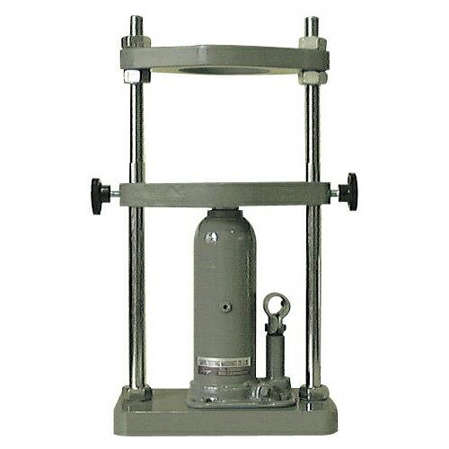 JIS突固め試験装置 試料抜取器 LS-442C [送料無料]