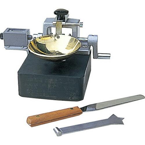 液性限界測定装置 カウンター付 LS-344 [送料無料]