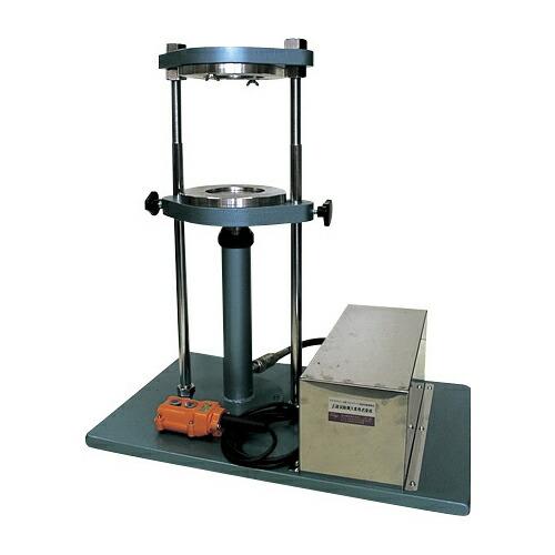 電動式CBR&JIS土の突き固め抜取器 100V、電源コード 2m付 LS-365B [送料無料]