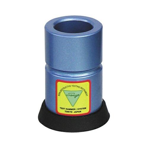 アンビル(コンクリートテストハンマー用検定器) 低アンビル CA-III [送料無料]