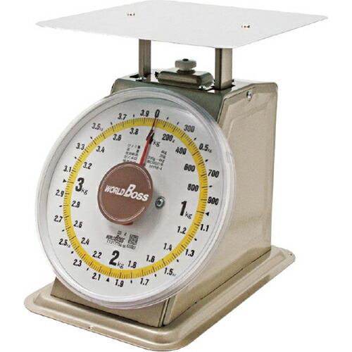 並型上皿自動秤 WORLD BOSS 500g~8kg MYM-8 [送料無料]