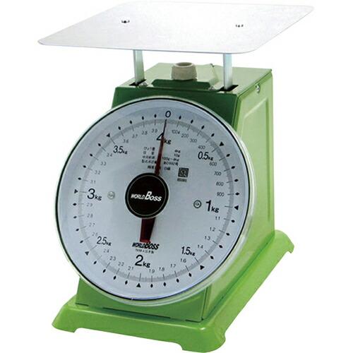 上皿自動秤(フレッシュシリーズ) 大型 50kg/200g TKL-50 [送料無料]