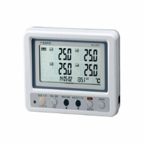 コンクリート養生温度計セット (センサ1本のみ)