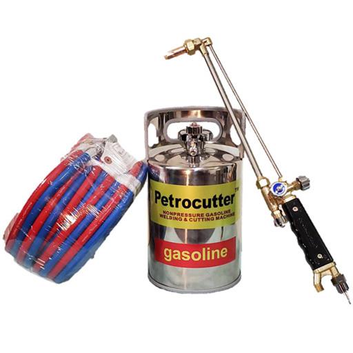 ペトロカッター(RN3B30型)ミニセット ヨコカワコーポレーション【無加圧式ガソリン・酸素溶断トーチ】