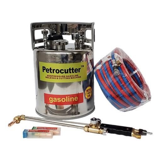 ペトロカッター(T10N100型)標準セット ヨコカワコーポレーション【無加圧式ガソリン・酸素溶断トーチ】 [送料無料]