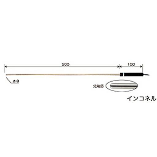 カスタム CT-1310D用センサー LK-1200i(測定範囲:-40~1200℃) [送料無料]