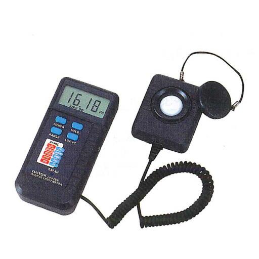 カスタム デジタル照度計 LX-1332D [送料無料]
