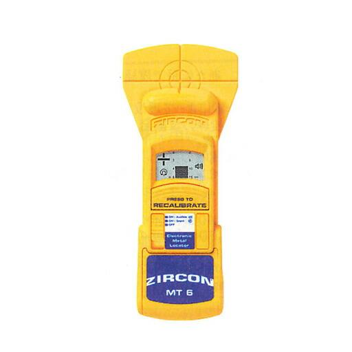 ZIRCON メタルスキャナー TA404RD