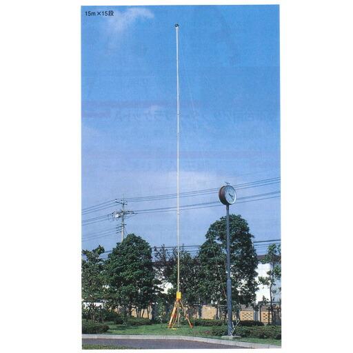 テクノバンガード GPSアンテナ昇降機 スカイリフター3 SKY-LF 昇降機本体/5mポール [送料無料]