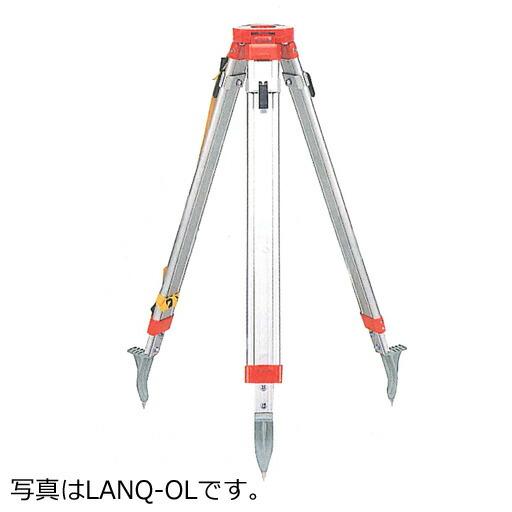 マイゾックス アルミ三脚 ランドレッグ・ワンタッチ式 LANQ-OT 35mm・平面 [送料無料]