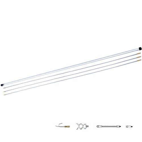 誠実 管内清掃用具 ジョイントパイプクリーナー GL-CS-0754 (1.8m×3本/金具4種) ジェフコム [送料無料], 枕の専門店 あごまくら 2551e467