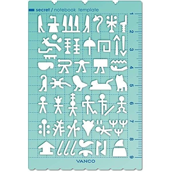 バンコ ノートブックテンプレート シークレット 39505 バンコ ノートブックテンプレート シークレット 39505 - メール便対象
