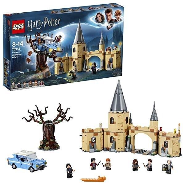 【送料無料】レゴ LEGO ハリー・ポッター 空飛ぶフォード・アングリア 75953