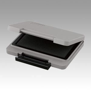 コート紙や金属プラスチックにも押せる強着スタンプ台 ファクトリーアウトレット シャチハタ TATスタンプ台N 多目的用 お買得 ATGN-2-K 黒 中