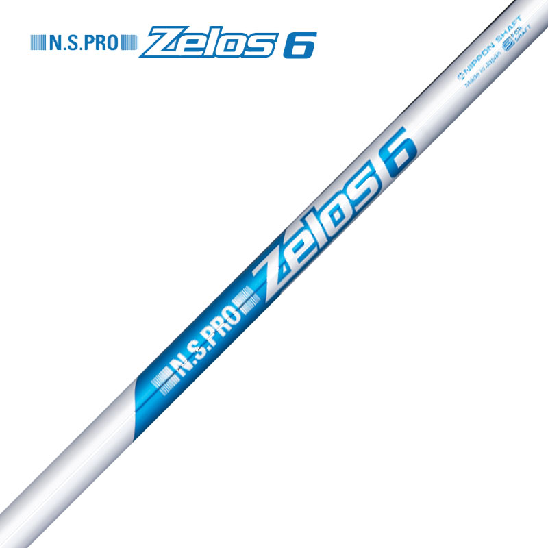NS PRO Zelos6 6-PW Set 日本シャフト