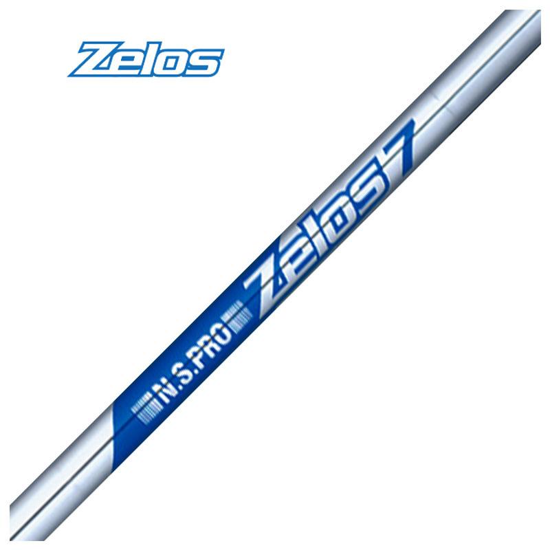 NS PRO Zelos7 5-PW Set 日本シャフト