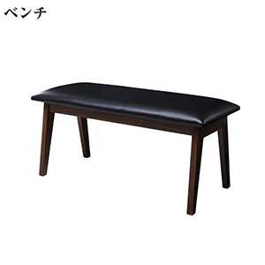 Wyrd ダイニングベンチ ヴィールド ベンチ 長椅子 ダイニングベンチチェアー ダイニングチェアー 椅子 チェア チェアー いす 回転 食卓椅子 イス 食卓 ナチュラル 木製 食事椅子 シンプル 回転チェア 合成皮革 木製