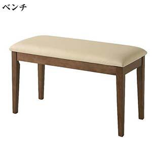 2人掛け ベンチ 単品 popon ポポン ベンチ ダイニングベンチチェアー ダイニングチェアー 椅子 いす チェア 木製 イス 2人掛け 長イス 腰掛け 長椅子 木製 長いす 二人がけ ベンチチェアー ベンチチェア
