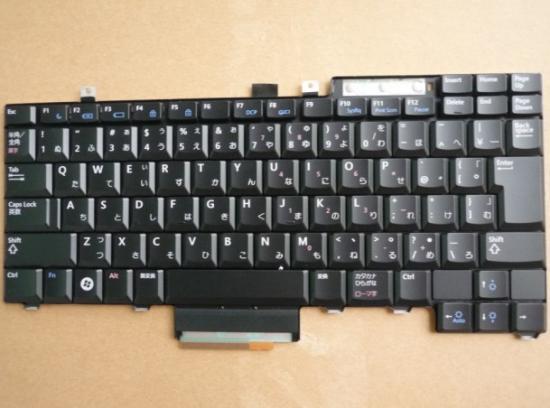 DELL E5400 日本語 キーボード