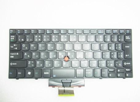 Lenovo ThinkPAD Edge 11 E10 E11 用 日本語キーボード黒