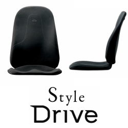 MTG Style(スタイル) Drive BS-SD2029F-N ブラック 運転 腰痛 腰痛対策 【MTG正規販売店】