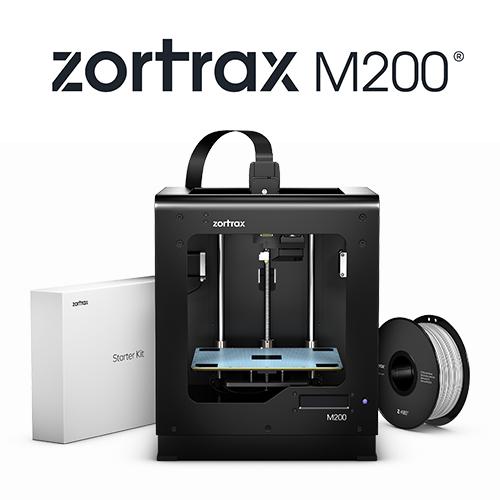【キャッシュレス5%還元店】ZORTRAX M200 3D プリンター