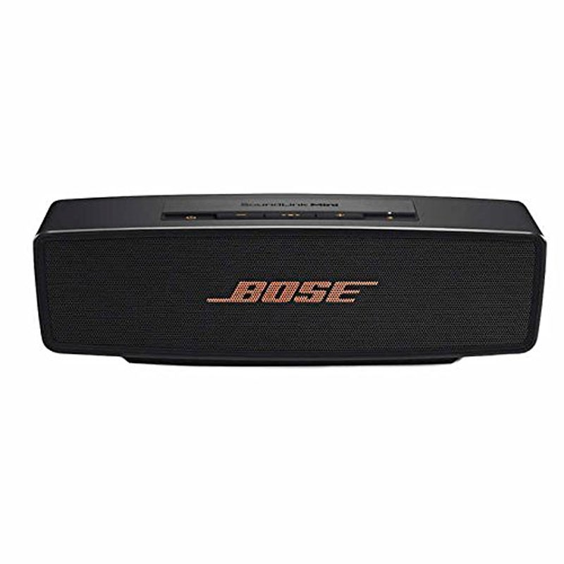 Bose SoundLink Mini Bluetooth Speaker II Limited Edition ブラック/カッパー