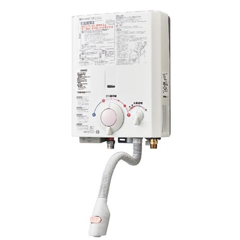 ノーリツ NORITZ 小型湯沸かし器 都市ガス13A・12A GQ531MW