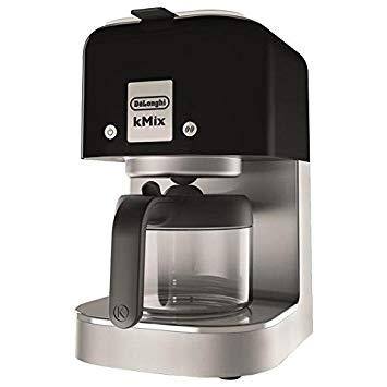 デロンギ ケーミックス ドリップコーヒーメーカー COX750J-BK(リッチブラック)