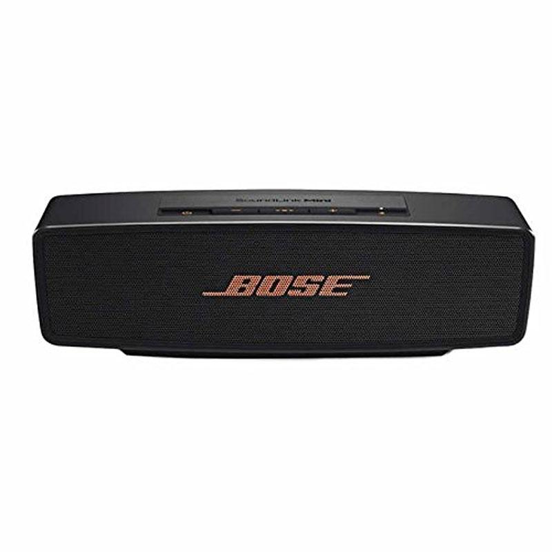 Bose SoundLink Mini Bluetooth Speaker II Speaker Limited Bose Edition ブラック SoundLink/カッパー, 宅配レンタル衣裳アイビス:e6c6c934 --- sunward.msk.ru