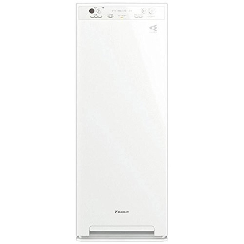 ダイキン DAIKIN 加湿空気清浄機 空清19畳 加湿11畳まで ホワイト MCK40U-W