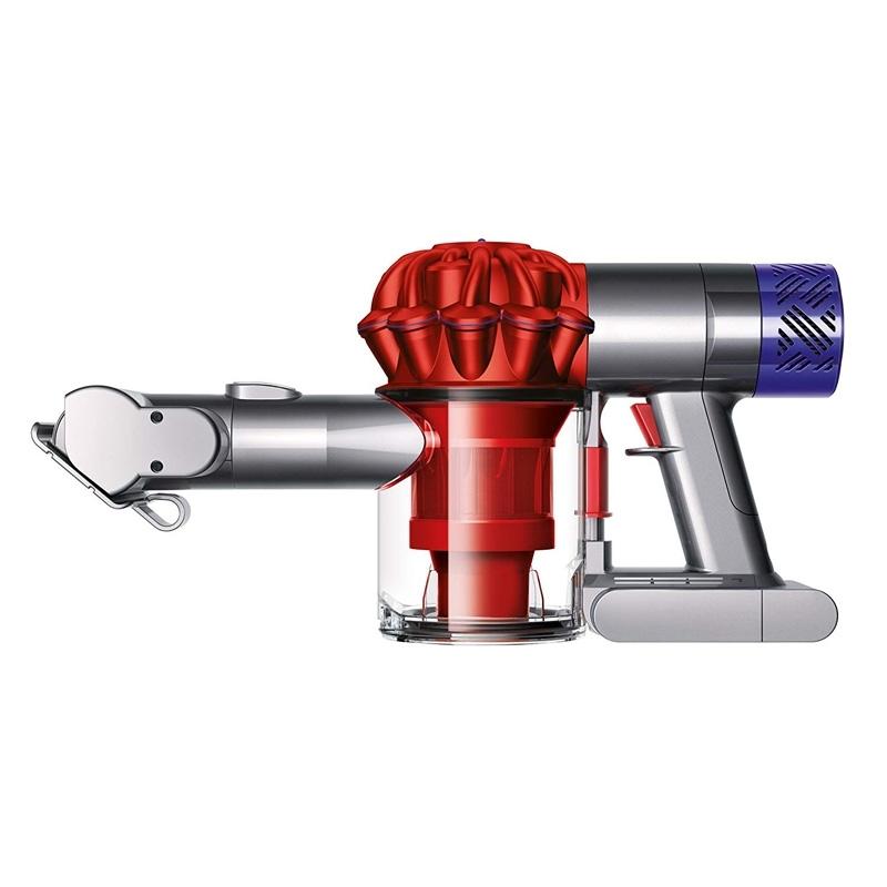 【10月10日24時間限定!0のつく日のエントリー&カード決済でポイント7倍】ダイソン dyson 掃除機 ハンディクリーナー V6 Top Dog HH08MHPT