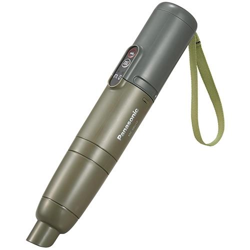 パナソニック Panasonic 充電式掃除機 ハンディ・スティック掃除機 オリーブグリーン MC-SBU1F-G