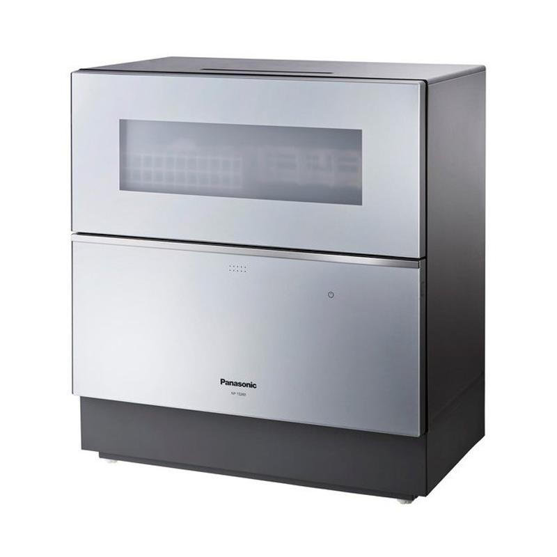 【8/15はエントリー&カード決済でポイント7倍】パナソニック Panasonic 食器洗い乾燥機 シルバー NP-TZ200-S