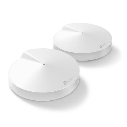 【8/15はエントリー&カード決済でポイント7倍】TP-Link 無線LAN ルーター AC2200 スマートホーム メッシュWi-Fiシステム Deco M9 Plus 2ユニットパック