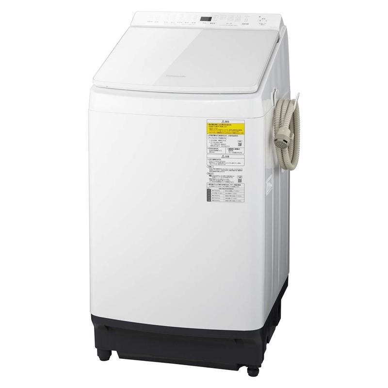 【8/15はエントリー&カード決済でポイント7倍】パナソニック Panasonic 洗濯乾燥機 8kg 泡洗浄 ホワイト NA-FW80K7-W