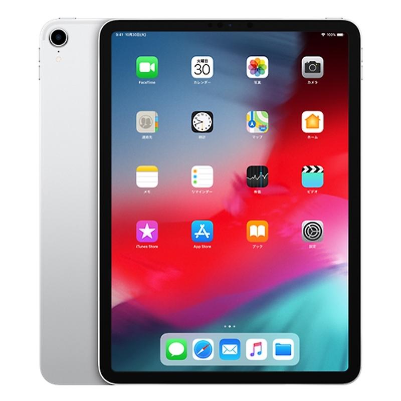 【8/15はエントリー&カード決済でポイント7倍】アップル Apple iPad Pro 11インチ 第1世代 Wi-Fi 256GB シルバー MTXR2J/A