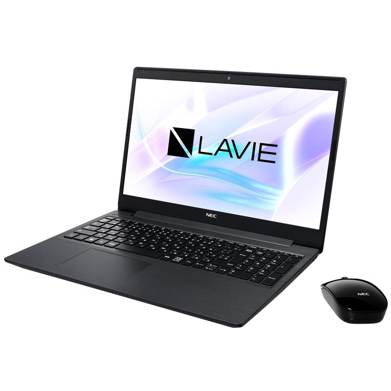 【8/15はエントリー&カード決済でポイント7倍】NEC 15.6型ノートパソコン LAVIE Note Standard NS600/RAB メモリ8GB SSD 256GB Microsoft Office 2019付 PC-NS600RAB