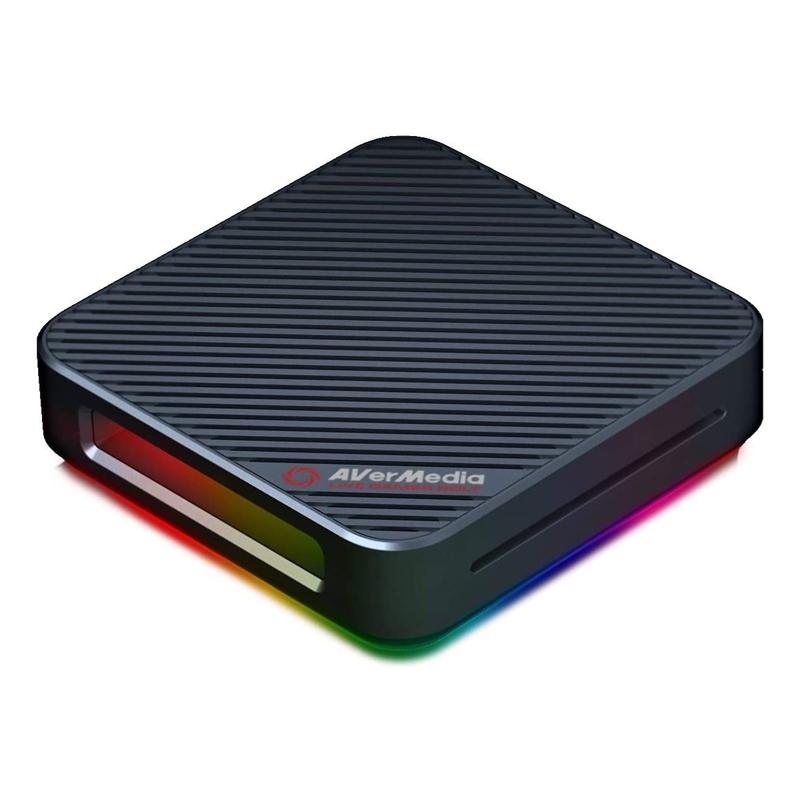 AVerMeda 激安☆超特価 外付けゲームキャプチャー 4K HDR 60p対応 当店は最高な サービスを提供します BOLT Gamer GC555 Live