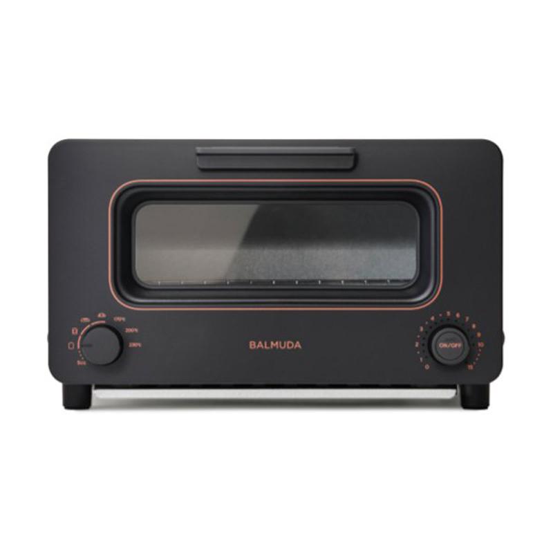 バルミューダ BALMUDA オーブントースター The Toaster ザ・トースター ブラック K05A-BK