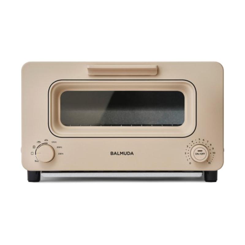 バルミューダ BALMUDA オーブントースター The Toaster ザ・トースター ベージュ K05A-BG