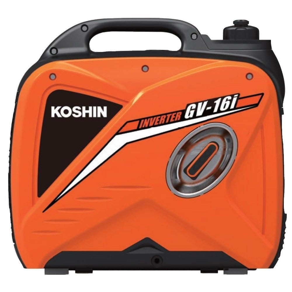 工進 KOSHIN インバーター発電機 定格出力1.6kVA GV-16i