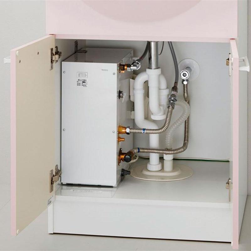 9 20はエントリー カード決済でポイント7倍 海外限定 20限定最大1000円OFFクーポン発行 湯ぽっとキット 迅速な対応で商品をお届け致します TOTO 小型電気温水器 RESK06A1